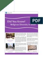 DidUKnow Religious Diversity