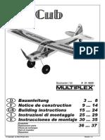 Fun Cub Manual