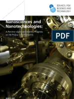 Nanosciences and nanotechnology