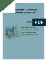 2.Aprendiendo Las Matemáticas, Utilizando La Informática