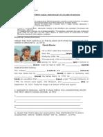 Test Coef 1-Unit - Personajes y Lugares Famosos 1