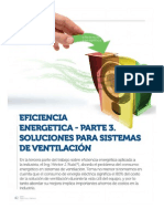 Maquinas y Equipos - Eficiencia Energética Parte 3