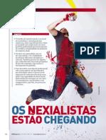 Marketing- Os Nexialistas Estão Chegando