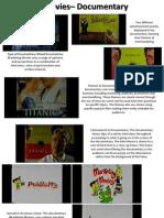 Marketing Movies - Documentary Analysis