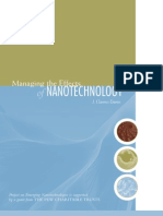 Managing the Effects of Nanotechnology, 2006