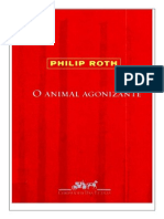 Philip Roth O Animal Agonizante