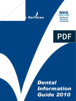 Dental Information Guide 2010