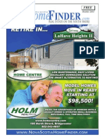 Nova Scotia Home Finder South Shore Edition - October 2014