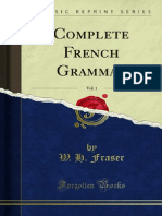 A French Grammar for Schools and Colleges v1 1000041952