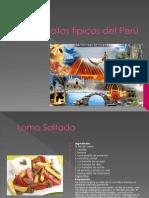 Platos Típicos Del Perú (Diana)