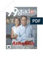25-09-14 Entrevista en Revista 99 Grados