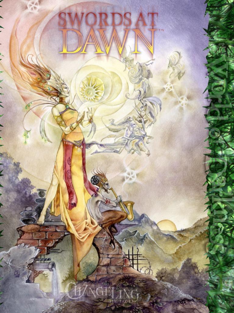 & Changeling The Lost - Swords at Dawn | Dawn | Fairies