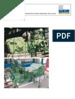 Brochure Key Features Geho Piston Diaphragm Pumps