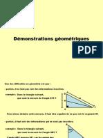 237_7349 Demonstration Geometriques