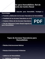 Clases Enfermeras Acceso Vascular 2013 Copia 2