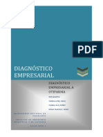 Final Diagnóstico Empresarial