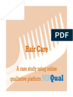 haircarecasestudy