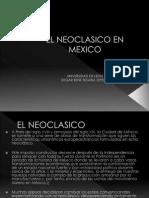 El Neoclasico en Mexico