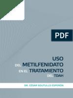 2 Uso Metilfenidato Tto TDAH CesarSoutullo