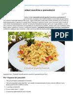 Blog.giallozafferano.it-passatelli Asciutti Gamberi Zucchine e Pomodorini