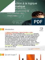 Introduction à La Logique Mathématique.pptx