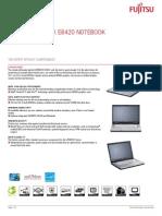 Ds Lifebook e8420