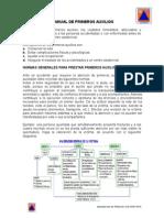 Manual de Primeros Auxilios SHCP 2010
