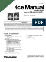 Manual SB-MAX500LMK Rev Manual de Servicio