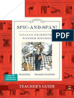 Spic and Span by Monica Kulling Teacher's Guide