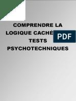 Logique Cachee Des Tests Psychotechniques