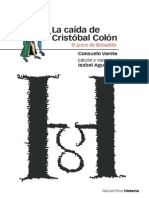 La Caída de Cristóbal Colón - Varela, Consuelo