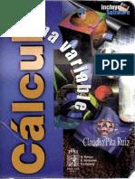 Calculo en Una Variable - Claudio Pita