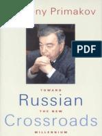 54597139 Primakov Russian Crossroads (1)