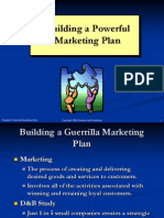 Chapter 8 - PPT Marketing Plan and Marketing Research (1)