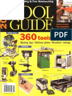 Taunton's Tool Guide 2009