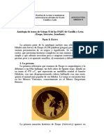 Antologia GRIEGO II Universidad Salamanca Curso 2014-2015