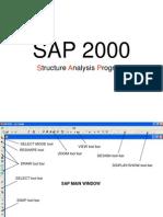 SAP 2000 Exemplu