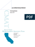 Fresno USD Technology Report 2007