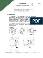 Aerospace Lug Analysis
