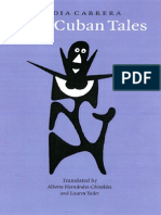 145640213 Lydia Cabrera Afro Cuban Tales Cuentos Negros de Cuba University of Nebraska Press 2005