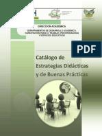 Catálogo de Estrategias Didácticas y de Buenas Prácticas