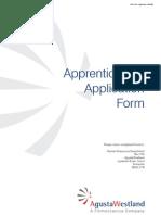 Application Form for Westlands