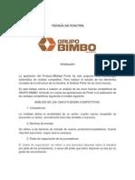 Teoria de Porter BIMBO