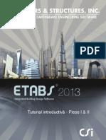 ROMANA 23701 23701 Etabs2013 Introductory Tutorial.en.Ro