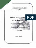 Manual Para Ejecucion de Obras Grt.