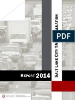 Salt 2014 Salt Lake City TACT Enforcement Evaluation Report