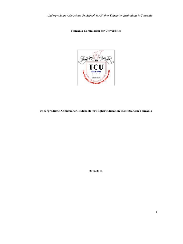 tcu undergraduate admission guidebook 2014 2015 university and rh scribd com