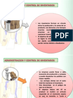 Diapositivas de Inventarios