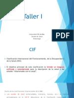 Evaluacion Clinica y Cif