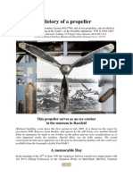 History of a Propeller